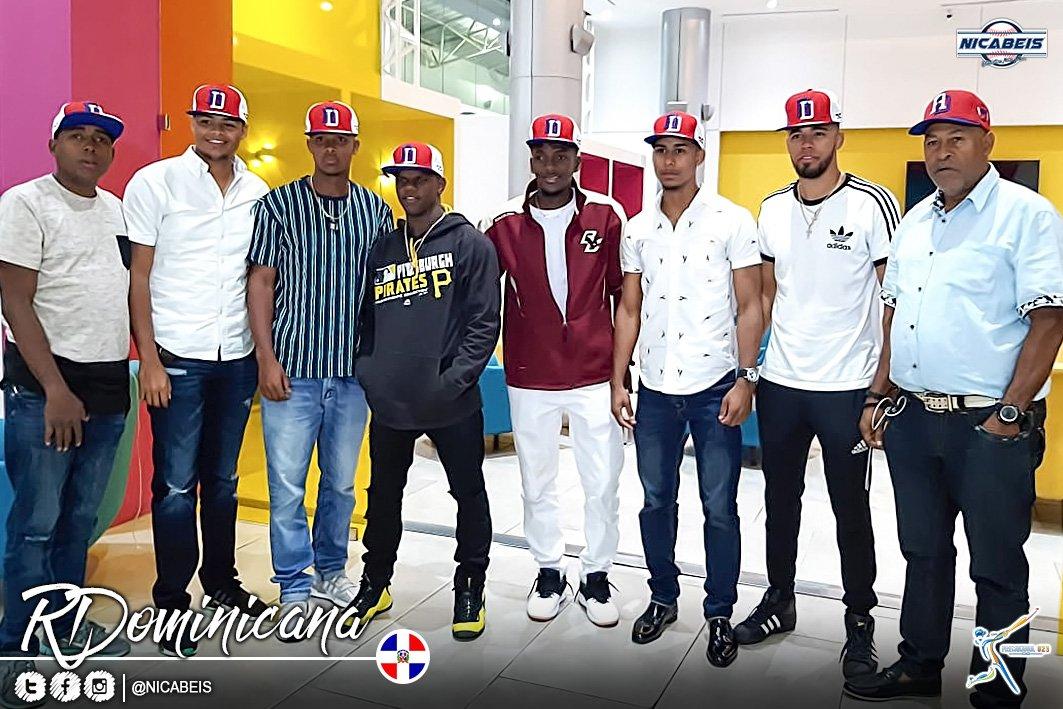 Ya estamos en Nicaragua, gracias a Dios 🙏  Del 21 de febrero al 1 de marzo estaremos en el Campeonato Pre-Mundial SUB-23.  #PorTuSelección⚾🇻🇪 #PreMundialSUB23 #U23WorldCup