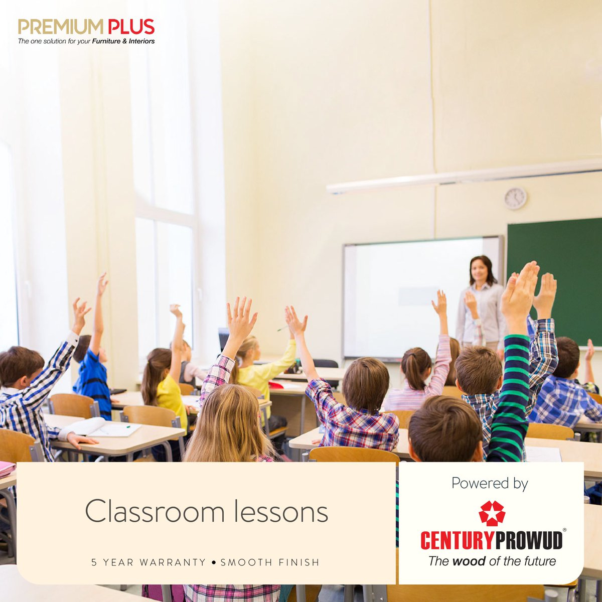 #Classrooms or #Boardrooms, #decor from #CenturyProwud fits seamlessly everywhere. Choose us because we are 40% cheaper than a #branded #plywood and work better . Know more: https://bit.ly/3296sKP #PremiumPlus #TheWoodoftheFuture #interior #designpic.twitter.com/EGuEJepadq