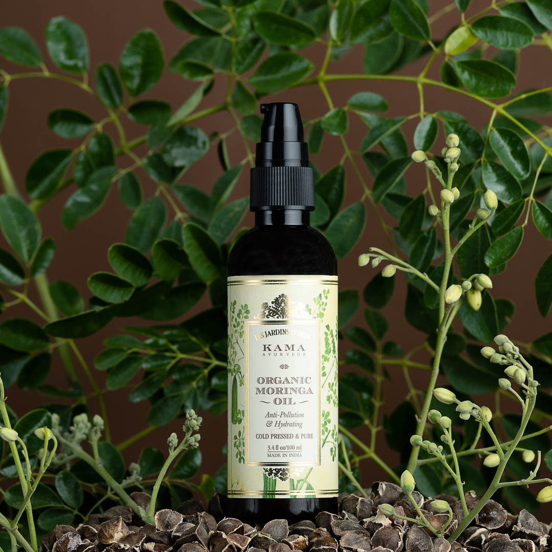 Rightly called Mother Nature's Miracle, our Organic Moringa Oil helps reverse the damage caused by pollution and provides your skin with deep hydration. Get yours: http://www.kamaayurveda.com #Kama2020 #MiracleTree #Moringa #NewLaunch #KamaAyurveda #MoringaMagic #Organicpic.twitter.com/Egk4HTIp5K