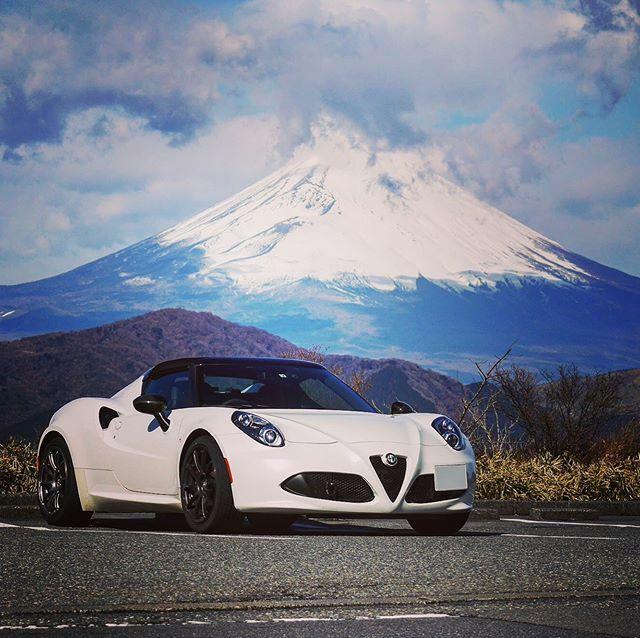 4C Mt.fuji  #car  #auto  #sportcar  #supercar  #alfaromeo  #alfaromeo4c  #アルファロメオ  #アルファロメオ4c  #富士山  #mtfuji https://ift.tt/2u9uMj1
