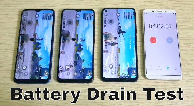 Realme C3 vs Infinix Hot 8 vs Infinix S5 Lite Battery Drain Test https://youtu.be/NHiDJgSM3sI    #realmeC3 #Infinixhot8pic.twitter.com/CImKlrzegk