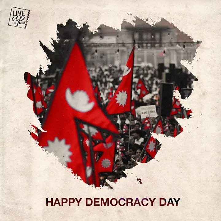 The great thing about democracy is that it gives every voter a chance to select their representatives. Happy Democracy Day!  #LiveUpDenim #DemocracyDay <br>http://pic.twitter.com/JTSLkRW3Q3