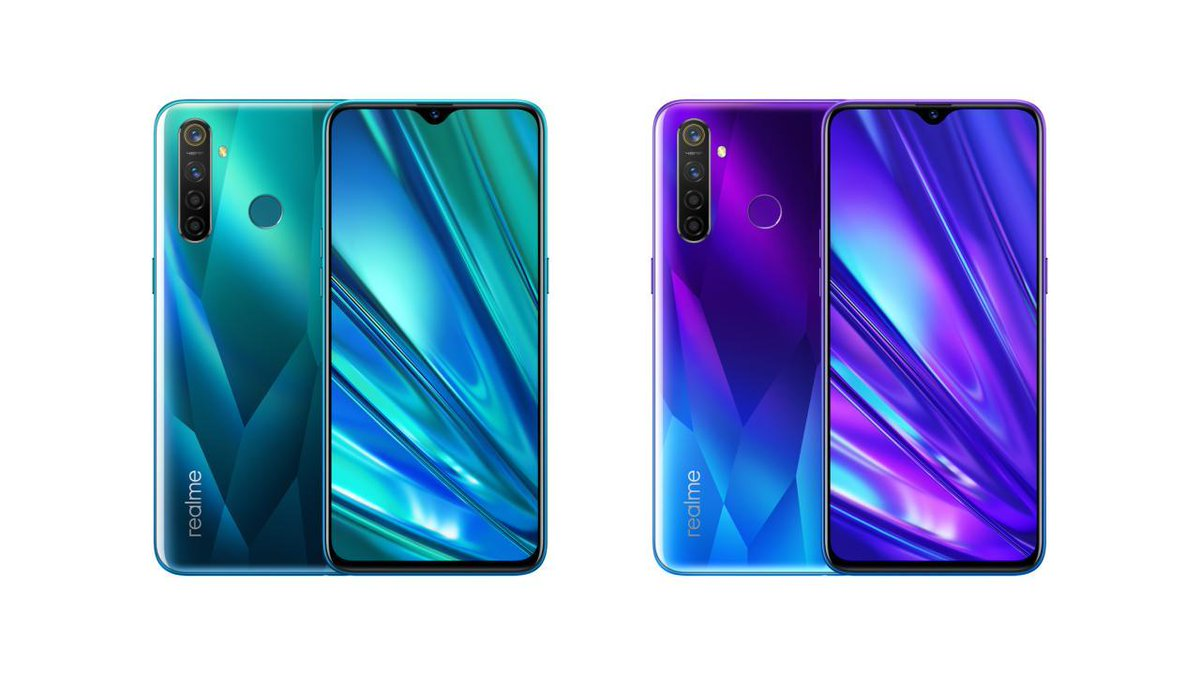 The @realmemobiles #realme5Pro will receive the Realme UI based on @Android 10 next month.   https://www.digit.in/news/mobile-phones/realme-5-pro-to-get-realme-ui-based-on-android-10-next-month-with-no-beta-report-52420.html…pic.twitter.com/bXnBbTRUP6