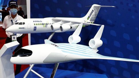 This aerodynamic aircraft design could cut carbon emissions bit.ly/2P9vwfB #aviation #sustainability