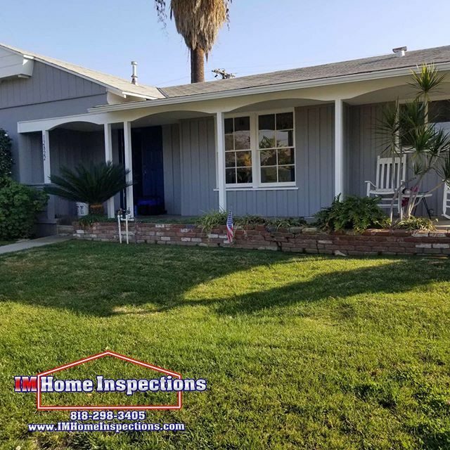 Thank you valued clients and Michelle Hirsch for choosing IM Home Inspections for a home and sewer inspection in Valley Glen today. Inspections that matter for people who care#homeinspection #homeinspector #certifiedmasterinspector #SRAR #sanferna… https://ift.tt/2vJThUrpic.twitter.com/oFbi5sjgxb