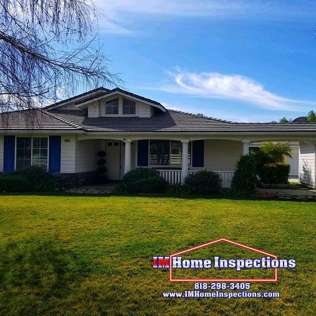 Thank you valued clients and Matt Clayman for choosing IM Home Inspections for a home and pool in Castaic today. Inspections that matter for people who care#homeinspection #homeinspector #certifiedmasterinspector #SRAR #sanfernandovalleyrealestate… https://ift.tt/2SIyrOtpic.twitter.com/Q3gi2dKgRw