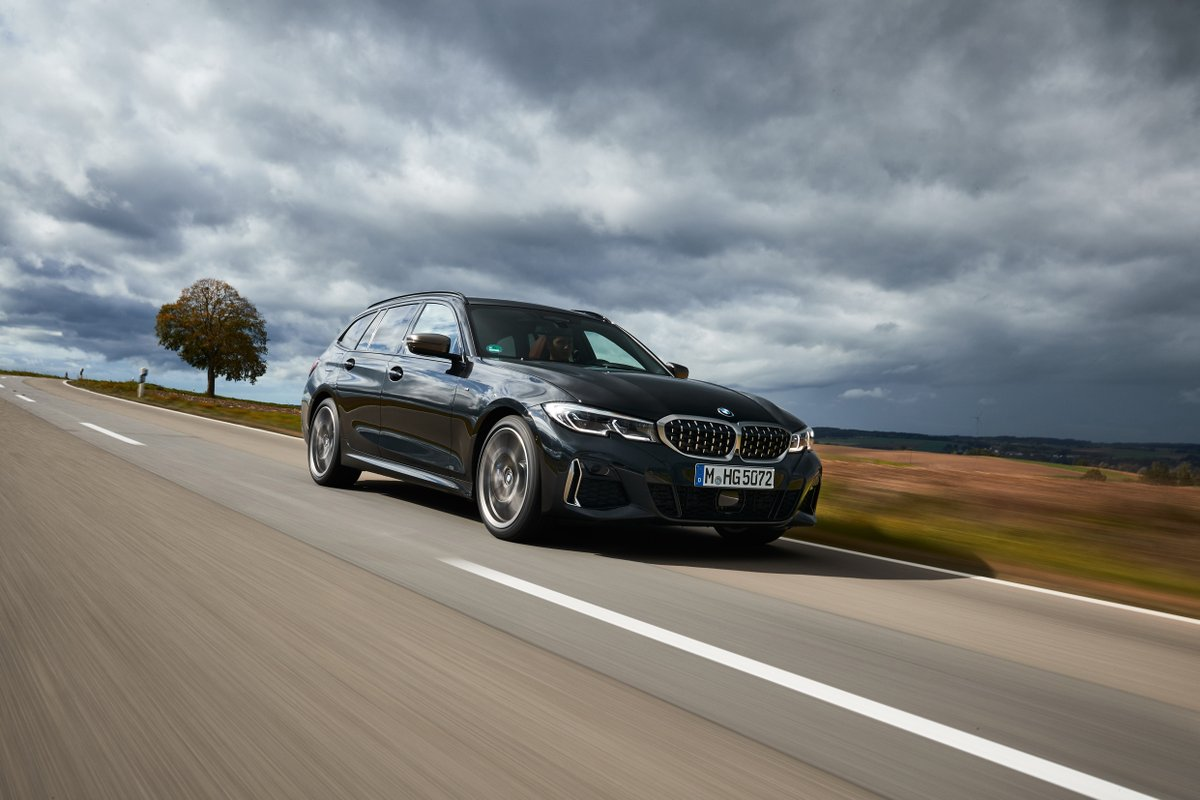 ¿Sabías que la presentación de los nuevos BMW M340d xDrive Sedan y BMW M340d xDrive Touring se realizará durante la 90ª edición del Salón Internacional del Automóvil de Ginebra 2020? #THE3 @GimsSwiss