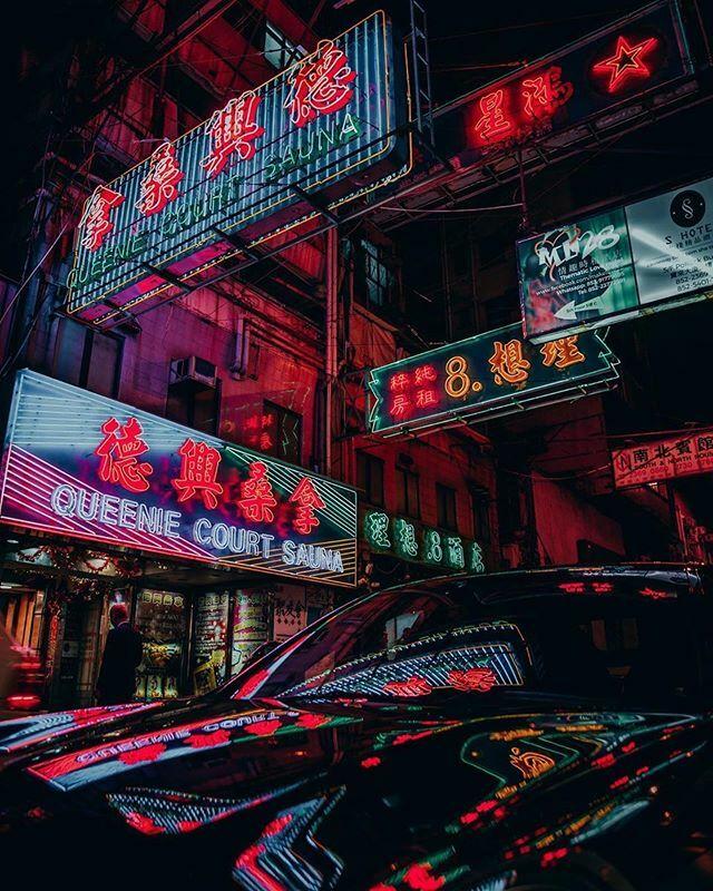Repost @pinghoh ・・・ Really love the neon signs, an iconic beauty of Hong Kong . . .  #neonsigns #zolimahongkong #hongkong #hkig #streetphotography  #moodygrams #agameoftones #visualhongkong #pbhk #street #instameethk #photooftheday #gramslayers #str… https://ift.tt/2uW89iopic.twitter.com/9PmtnUITwU