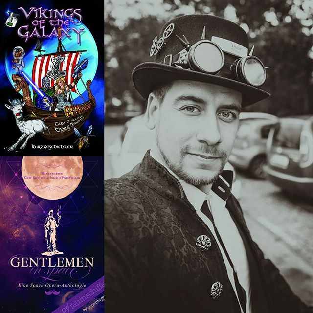 Schreibt nicht nur, macht auch gute Photos: seit letzte Woche ist sein Profil endlich auf unserer Webseite. Schaut mal vorbei #panprofil #davidknospe #kurzgeschichten #phantastik #photography #wirsindpan #sciencefiction #fantasy #steampunk #phantastikautorennetzwerk #phantas…pic.twitter.com/aWlCFBu6SG
