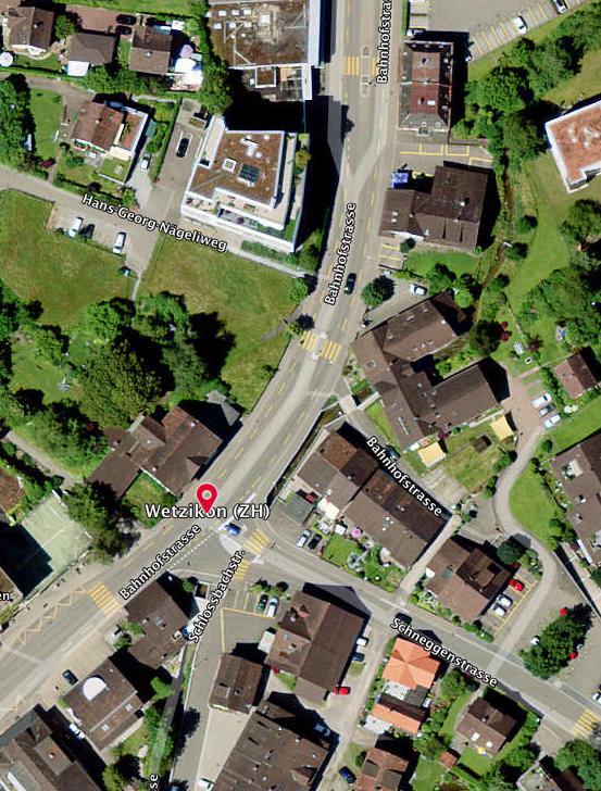 Schriftliche Anfrage betreffend Wohn- und Geschäftshaus am Schlossbach/Bhfstr. im @GGRWetzikon eingereicht. Bietet die Stadt mit? Der #Stadtrat hat nun drei Monate Zeit zur Beantwortung. https://bit.ly/2HCeoL8 ^fgpic.twitter.com/fPGMFXQzpC