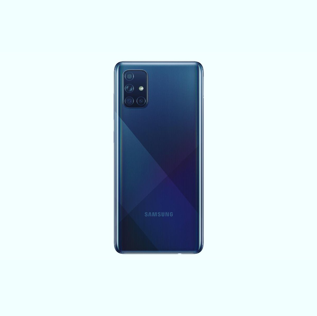 Another A series beauty from Samsung launched in India.  This is Samsung A51. Sleek design & 64MP Camera.  Available: Feb 24 on all platforms.  Storage : 8GB/ 128GB priced at ₹29,999/-. #samsung #samsungAseries  #samsunga51 #newlaunch  @samsungindia @samsungmobilepic.twitter.com/W1lV1X2IXT