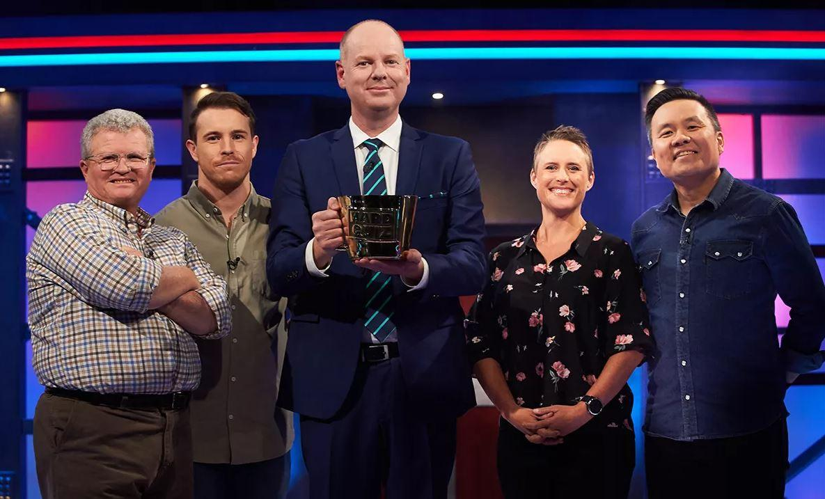 From Arnie to the history of Maccas, #HardQuiz expert subjects sure are getting kookier! Its time to play HARD with @nonstoptom. Starts now.
