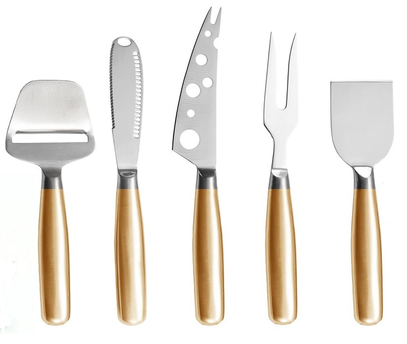 New arrival ---Gold coating handle cheese knife set with delicate packaging??do you like the set? If so, please give me a like~  > Skype:+86-13926302273 > WhatsApp:+86-13926302273 > E-mail: joanna@rtkitchenknife.com #knife #cheeseknife #customknives #knifemanufacturerpic.twitter.com/sABYrTW04c