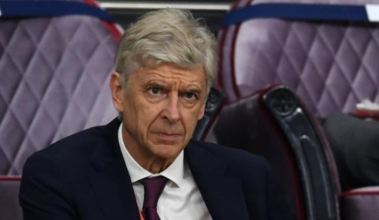 """Fifa's chief of global football development Arsene Wenger has responded to the VAR controversy by saying there might be room to the change the offside rule """"a little bit.""""Full story: https://bbc.in/3c01On0"""