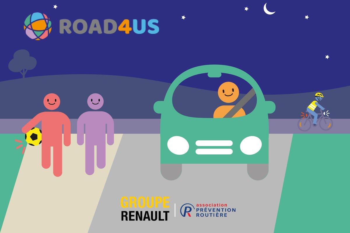 https://www.fleetime.it/news-fuori-orario/road4us-il-nuovo-sito-online-di-renault-per-prevenzione-stradale/… ROAD4US: il nuovo sito online di Renault per prevenzione stradale #prevenzionestradale #incidentiauto #mobilitàsicurapic.twitter.com/nG2hWDRirC
