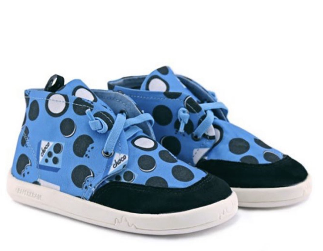 🍀 #WinItWednesday #win a pair of these super cute cookie inspired hi-tops by cool Australian #Barefoot brand @PaperKrane_pk  See more Paper Krane shoes here https://tinyurl.com/tar8y3x RT and FOLLOW us to be in with a chance Closes 04/03/20 GOOD LUCK! 🍀