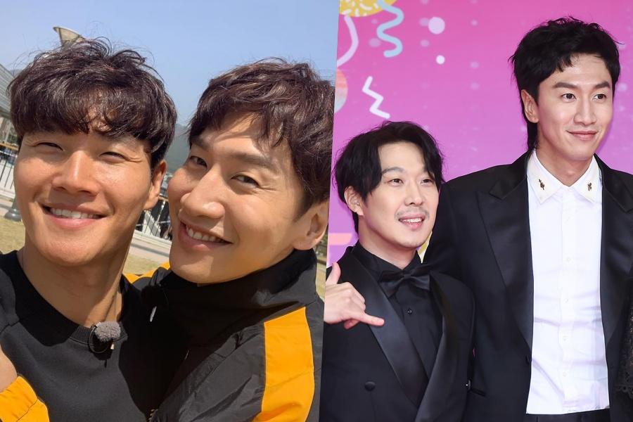 #KimJongKook And #HaHa Wish #RunningMan Co-Star #LeeKwangSoo A Speedy Recovery From Injury soompi.com/article/138388…