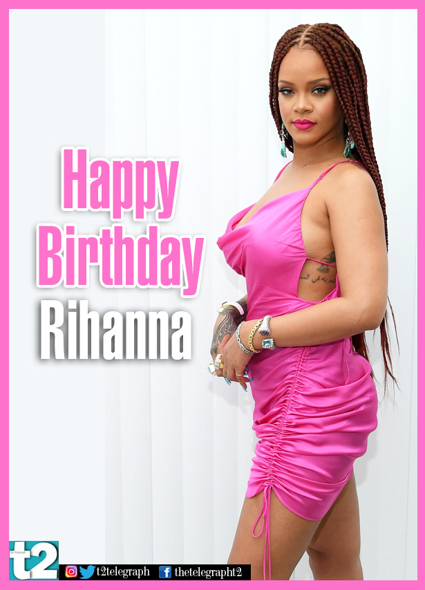 Happy birthday Rihanna, a pop star who has became a fashion powerhouse
