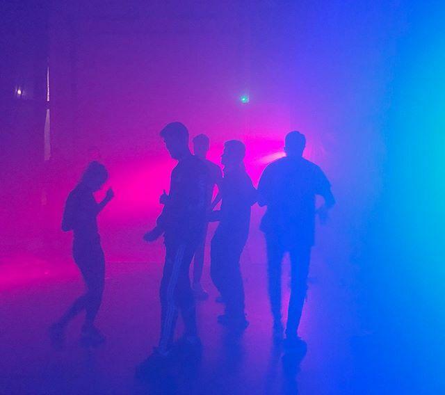 Blue-violet silhouette . . . . . . . . . . . . . . . . . . . . . . . . . . . . #blue #violet #silhouette #party #partyphotography #colours #coloursofvystaviste #dnb #mejdan #darkshire #darkshirehall #picoftheday #photooftheday #igers #igerscz #lightsandm… https://ift.tt/2SVt11spic.twitter.com/XyrmwXMFJr