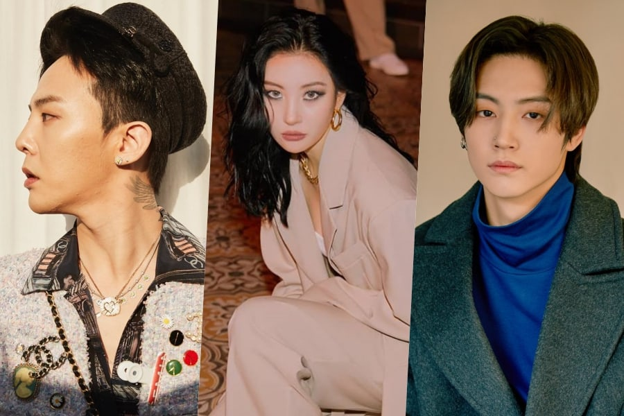 11 Trends From K-Pop Stars To Spice Up Your Wardrobe This Change Of Season soompi.com/article/138278…