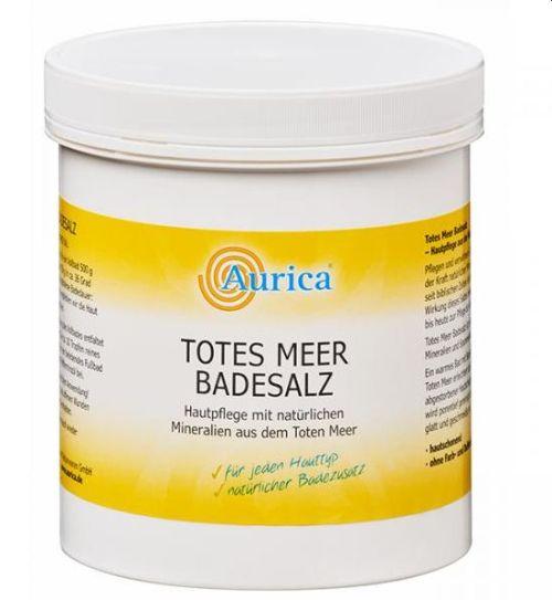 Aurica Totes Meer Badesalz - Hautpflege mit natürlichen Mineralien aus dem Toten Meer. Optimal geeignet für empfindliche und gereizte Haut. Jetzt bei http://Riedborn-Apotheke.de http://bit.ly/2SPXYUspic.twitter.com/rLJT9jEuEZ