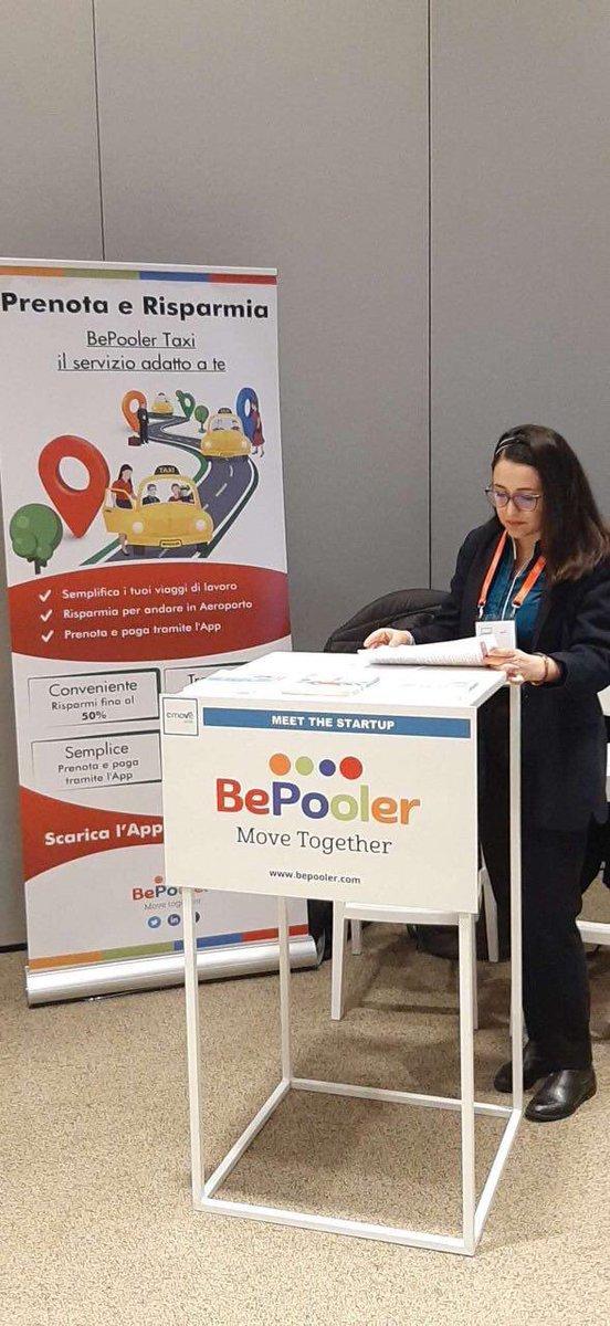 Spazio all'innovazione nell'area Expo di #cmove con le Startup @auting_IT @BePooler_IT @BirdRide @Wind_mobility e #mimoto https://t.co/dolQ1OcxFD