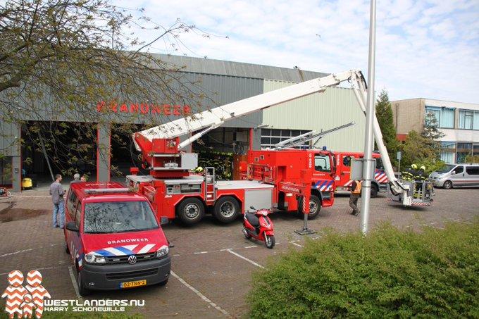 Herontwikkeling oude brandweerlocatie Naaldwijk stap dichterbij https://t.co/ikbgwfQQHe https://t.co/NAiYs1vppl