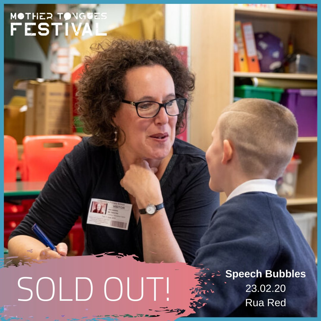 Our drama skills workshop taking place at #MTFEST2020 has just SOLD OUT!    But, don't worry- we have tickets remaining for a range of other incredible workshops including music, storytelling & even circus skills!   Secure your tickets HERE https://mothertonguesfestival.com/  #dublinartspic.twitter.com/xfJiYcr4eN