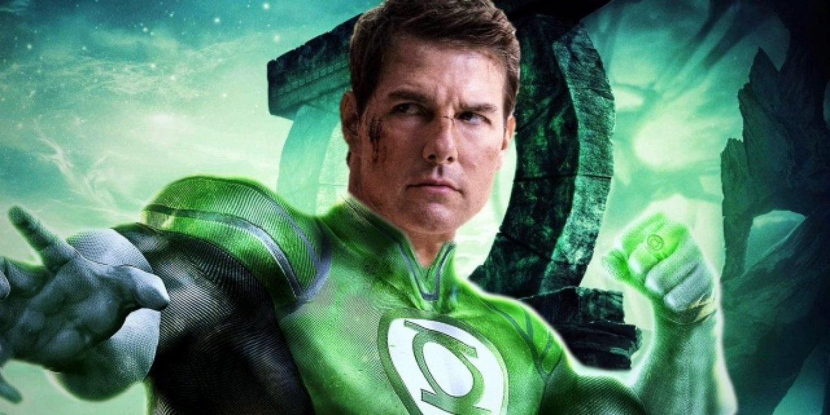 This is also why I have no problem with them casting Tom Cruise as a retiring Hal Jordan, who's passing the baton to John or Kyle. He'd be perfect in the role. #GreenLantern  This is my hill.pic.twitter.com/VNU8OCnjFU