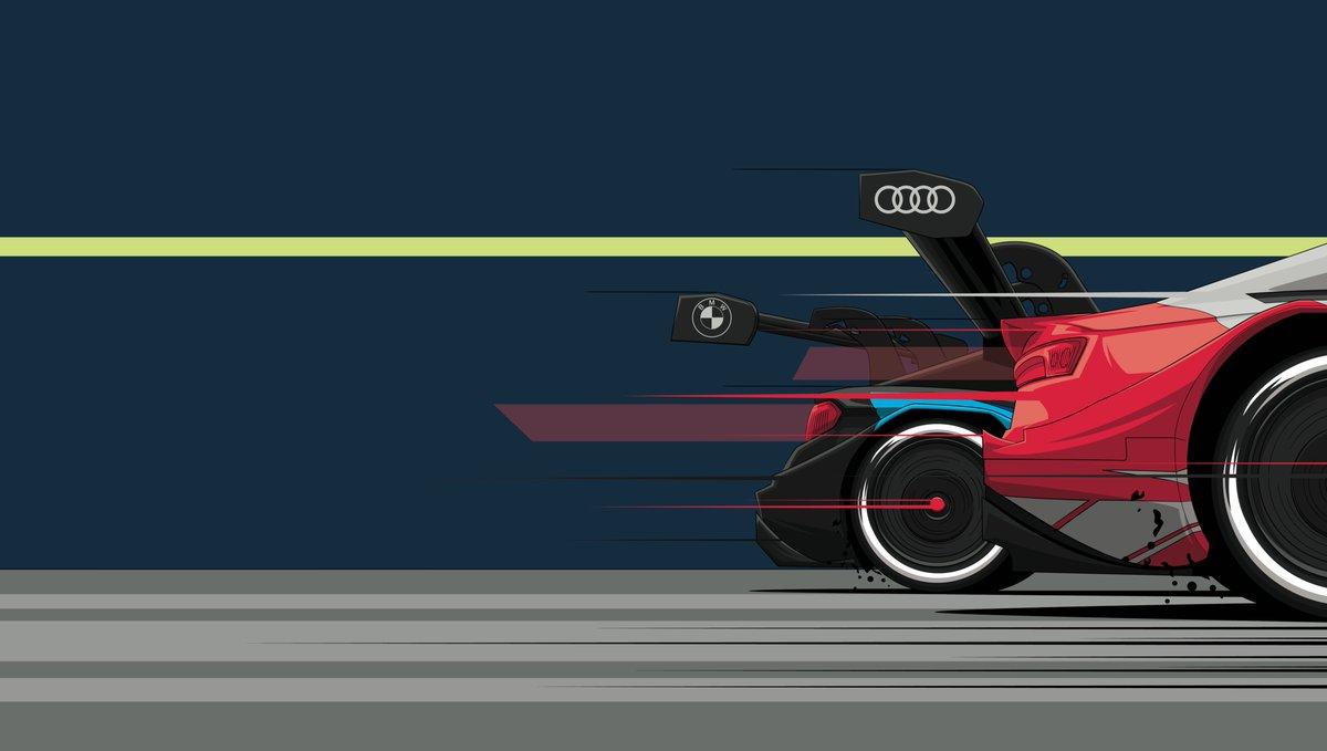 Harder. Better. Faster. Stronger. 🏎️💨  #DTM2020 🏆