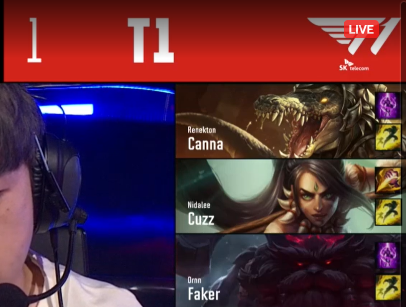 There is a legacy of @T1LoL junglers playing Nidalee at a clutch  Will this pocket pick bring T1 a victory against DRX? #LCK <br>http://pic.twitter.com/Bn3oC3AexX