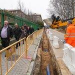Image for the Tweet beginning: En marcha la reurbanización de