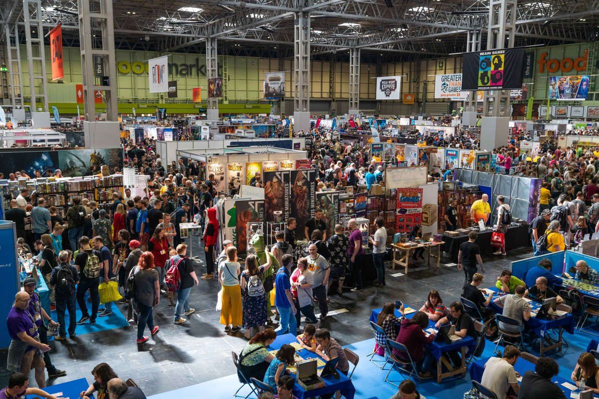 Only 100 days to go until UKGE 2020. Have youbooked your ticketsyet? https://www.ukgamesexpo.co.uk/content/news/only-100-days-left-go-uk-games-expo-2020/… #UKGamesExpo #UKGE2020 #gamesconvention #hobbygames #tabletopgames #gamedemos #tournaments #liveshows #seminars #roleplayinggames #daysoutwithkids  #familygames #boardgames #cardgamespic.twitter.com/YSty7ggKDy