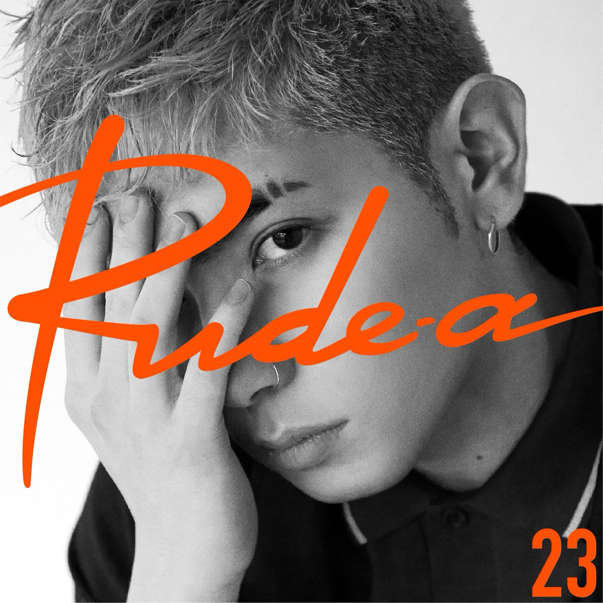 3/4(水)発売Rude-α 1st Album「23」2/19(水)からアルバム全曲試聴&iTunesプレオーダー開始‼️是非チェックしてみてください!#Rude_α  #ルードくん