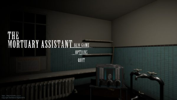 【気になる】死体安置所で死体に防腐処理するホラーゲーム、無料でリリースプレイヤーは用意された手順書に従い、溶液を製作する。プレイ時間はわずか10分だが、強烈な印象を得るという。