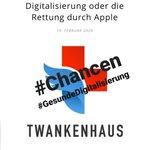 Image for the Tweet beginning: Der zum Thema #Chancen der