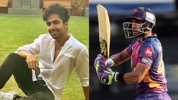 Gaane ka talent chupa ke rakha tha: When @tiwarymanoj and singer @HARRDYSANDHU played together for India U-19READ: https://www.timesnownews.com/sports/cricket/article/gaane-ka-talent-chupa-ke-rakha-tha-when-manoj-tiwary-and-singer-harrdy-sandhu-played-for-india-u/555406…