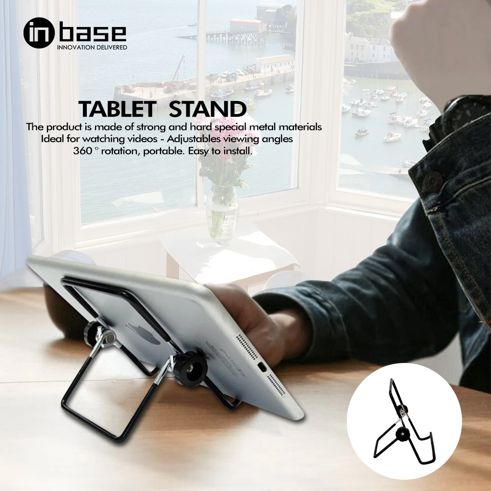 Inbase Introducing....Tab Stand  It's time to give your hands break from holding a tablet, iPad, and eBook. Use the stand for the devices and let your hands rest.  Inbase - everything for your comfort ! #innovationdelivered #tabstand #newlaunch #trending #mobileaccessories #iPadpic.twitter.com/IVRSkx9QUe