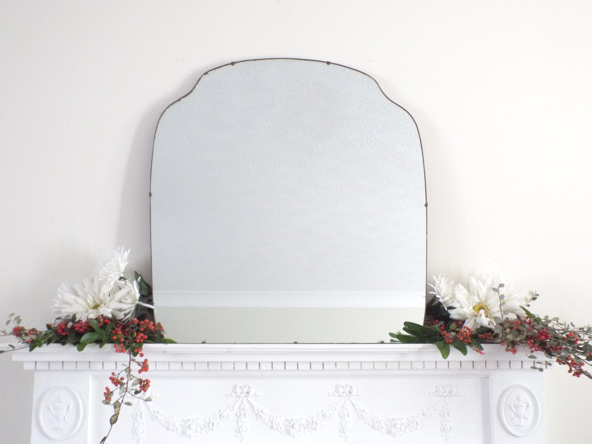 Antique Art Deco Mirror Frameless Feature Large Mirror M434 Recommended #artdeco #artfeature #decoart http://bit.ly/2pM2EzP pic.twitter.com/G8W7YLW7no