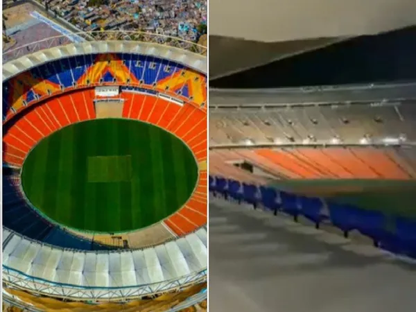#MoteraStadium Tour: World-class infrastructure & breathtaking view will leave you gasping for more - Watchhttps://www.timesnownews.com/sports/cricket/article/moment-to-cherish-for-every-indian-cricket-lover-ravi-shastri-in-awe-of-revamped-motera-stadium-ahmedabad/555397…