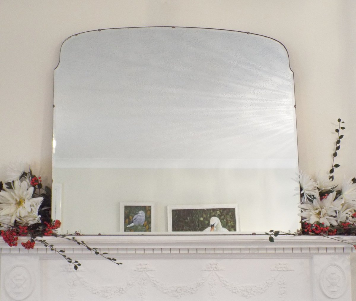 Antique Art Deco Mirror Frameless Feature Extra Large Mirror M437 Check It Out #artdeco #artfeature #decoart http://bit.ly/2JUswRk pic.twitter.com/uqwcK1sKf6
