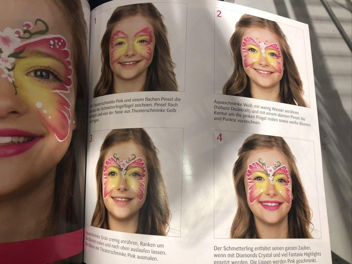 """""""Mama, ich möchte gern ein Schmetterling sein..."""" Die wahren Herausforderungen an #Karneval! #Kinderschminken #MamaAlltag #Schminkanleitungpic.twitter.com/xKpNuj5Wrw"""