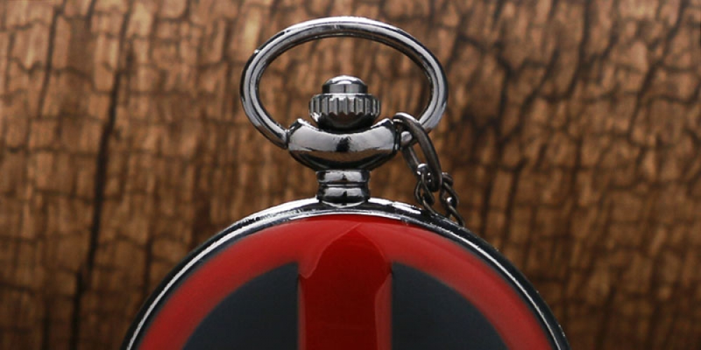 Don't Miss Out On This: Deadpool Pocket Watch https://superheromegastore.com/deadpool-pocket-watch/… #superheroes pic.twitter.com/IwfaWbbLx9