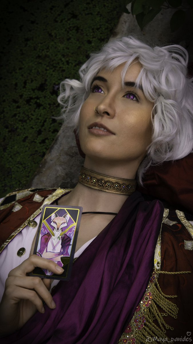 the magican We had a wonderfull shoot last week and I wanted to share the first result.  & edit: me Cosplay made and worn by @lidl_delirium  as #asra from @thearcanagame   #thearcana #cosplay #Dutchcosplay #arcana #asracosplay #cosplayphotographypic.twitter.com/XFgOdJFElg