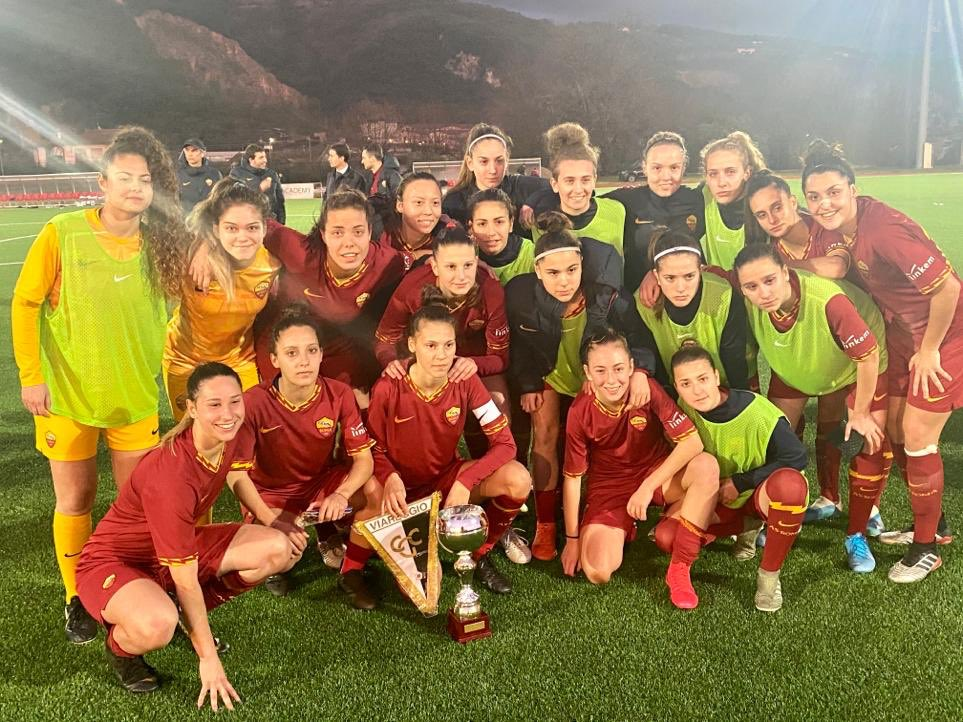 #ViareggioWomensCup