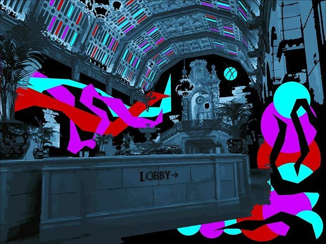 Lost at the Millennium Biltmore. . . . #LostSouls #Design #Architecture #Photography #MilleniumBiltmore #Cyberpunk #Wander #Space #TimeTravel #Money #Power #Inequality #Beauty #Eerie #Building #SurrealistArt #AbstractArt #DigitalArt #Welcome #Lobby #LosA… https://ift.tt/32gwQTapic.twitter.com/4Fc1Z9nX8q