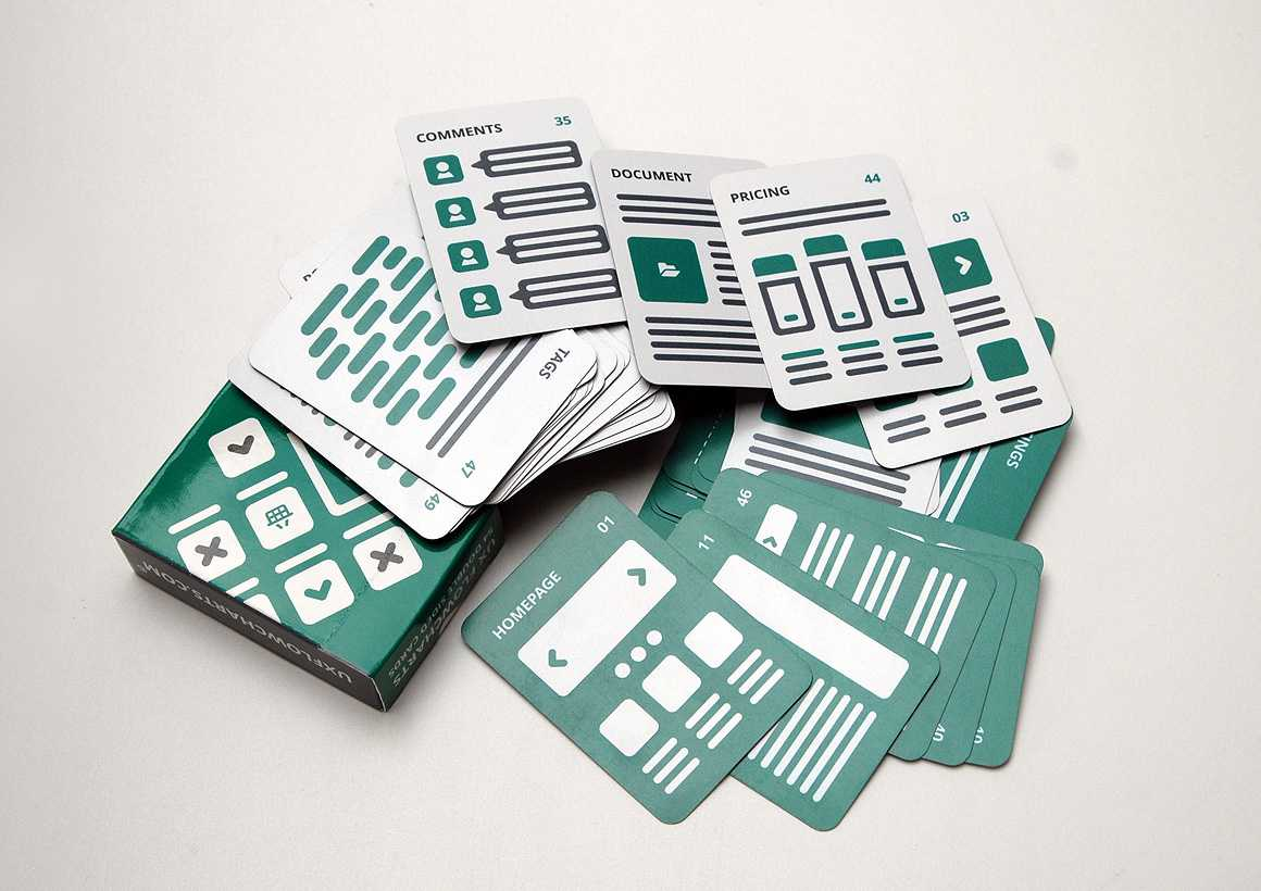 https://goo.gl/PEZxpk UX Cards - Ein Kartenspiel zum Wireframing #ux #uxd #uxdesign #wireframe #prototyping #design #webpic.twitter.com/RZbPBEGTFZ