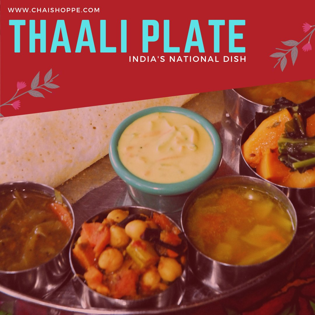 Try Our Thaali Plate for Lunch Today! Ayurveda recommends lunch as the main meal of the day.  #vegan  #vegetarian  #ayurveda  #ayurvedic  #tridoshic  #soyfree  #glutenfree