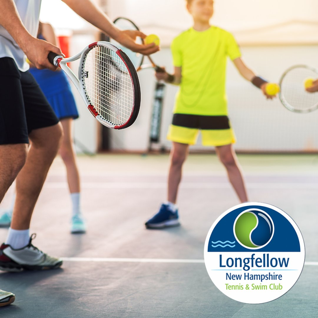 Tennis is a sport for the entire family #TennisFamily #Family #FamilyFun #FamilyWorkout #Nashua #NashuaNH #NashuaTennis #NashuaNHTennisclub #LongfellowNH #Longfellow #Tennis #TennisPlayer #TennisLife #TennisCourt pic.twitter.com/IYoK2ikc7d