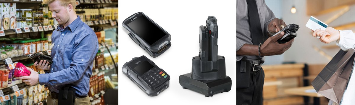 test Twitter Media - Maximize the return on your hardware investment with the NEW SpacePole Duo paired the @ZebraTechnology TC5x and @ingenico Link/2500i mobile payment terminal for top #customerservice anywhere.  https://t.co/TBboTxE3SX    #LineBusting #POS #SamsungPOS #AndroidPOS #Retailers https://t.co/8hwj2Yug8N